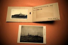 CARTE POSTALE ET INVITATION MARINE - Boats