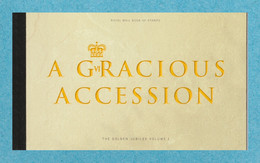 "GREAT BRITAIN 2002 ""A Gracious Accession""/Golden Jubilee Of Queen Elizabeth II: Prestige Booklet UM/MNH - Carné"