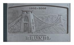GREAT BRITAIN 2006 Birth Bicentenary Of Isambard Kingdom Brunel: Prestige Booklet UM/MNH - Carnets