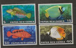 Papua New Guinea, 1986, SG 314 - 317, Complete Set Of 4, Unused, No Gum - Papua Nuova Guinea