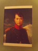 Portrait De Bonaparte Premier Consul ( Carte Neuve ) - Paintings