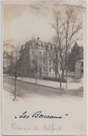 Carte Photo Clinique Les Berceaux à Belfort (90)  En 1930  Très Rare Maintenant  Transformée En Appartements - Places