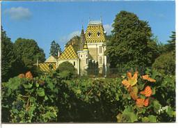 21420 ALOXE-CORTON - Les Vignes Et Le Château Corton-André - Tuiles Vernies Bourguignonnes - Other Municipalities