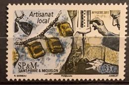 ST. PIERRE & MIQUELON - MNH**  - 2011 -  # 1006 - Unused Stamps