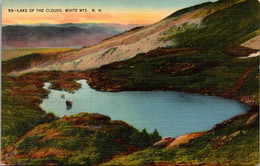 New Hampshire White Mountains Lake Of The Clouds - White Mountains