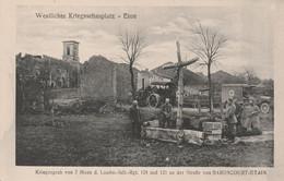 Guere De 1914  Eton - Oorlog 1914-18