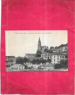 ANGOULEME - 16 -   Le Quartier L'Eglise Et Ecole Saint Ausonne   - SWP - - Angouleme