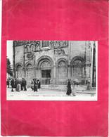 ANGOULEME - 16 -   Cathédrale Saint Pierre Sortie De Messe -  - SWP - - Angouleme