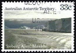 Australian Antarctic Territory 1985 - Mi 67 - YT 69 ( Iceberg Alley ) - Gebraucht