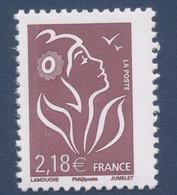 N° 4158 Marianne De Lamouche Valeur Faciale 2,18 € - 2004-08 Marianna Di Lamouche