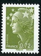 N° 4232  Marianne De Beaujard , Faciale 0,72 € - Nuovi