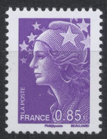 N° 4233  Marianne De Beaujard , Faciale 0,85 € - Nuovi