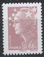 N° 4234  Marianne De Beaujard , Faciale 0,88 € - Nuovi