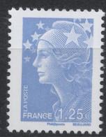 N° 4236  Marianne De Beaujard , Faciale 1,25 € - Ongebruikt