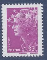 N° 4237  Marianne De Beaujard , Faciale 1,33 € - Nuovi
