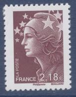 N° 4238  Marianne De Beaujard , Faciale 2,18 € - Nuovi