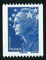 N° 4241  Marianne De Beaujard , Valeur Faciale Lettre Europe Roulette - Nuovi