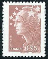 N° 4475 Marianne De Beaujard 2010  Faciale 0,95 € - Nuovi