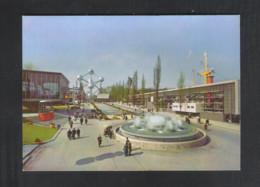 BRUSSEL  - EXPO 58  -  Beneluxlaan  (7455 B) - Wereldtentoonstellingen