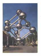 BRUSSEL - EXPO '58 -  HET ATOMIUM  (1185) - Wereldtentoonstellingen