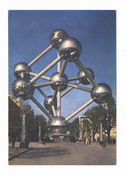 BRUSSEL - EXPO '58 -  HET ATOMIUM  (1185) - Mostre Universali