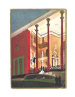 BRUSSEL - ALGEMEENE WERELDTENTOONSTELLING BRUSSEL 1935 - PAVILJOEN VAN DEN ALGEMEEN REGEERINGSCOMMISSARIS. (12.318) - Wereldtentoonstellingen