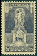 UNITED STATES OF AMERICA 1926 ERICSSON MEMORIAL** (MNH) - Nuevos