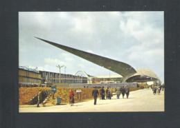 BRUSSEL - EXPO '58 - DE PIJL VAN DE BURGERLIJKE BOUWKUNDE  (12.278 ) - Wereldtentoonstellingen