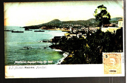 40175 - CAMPAGNE DE  L ATLANTIQUE - Funchal