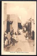 AF612 BENGASI - MERCATO DELLA VERDURA - Libya