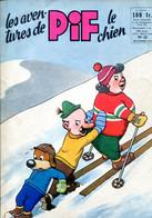 Pif Le Chien N° 22 De Décembre 1959 - Pif - Autres