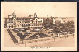 AF610 BENGASI - PIAZZA DEL RE - Libyen