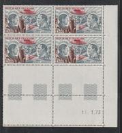 France - PA 48 Neuf** Coin-Daté Du 11-1-73 (côte 40 Euros) - Airmail