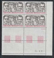 France - PA 55 Neuf** Coin-Daté Du 20-8-81 (côte 25 Euros) - Airmail