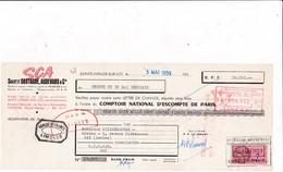 47-Castagné, Audevard & Cie..Saint-Livrade-sur-Lot...(Lot-et-Garonne)..1959 - Altri