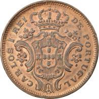 Monnaie, Azores, 10 Reis, 1901, SUP, Cuivre, KM:17 - Azores