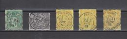 Lot De Timbres Sage - 1876-1898 Sage (Type II)
