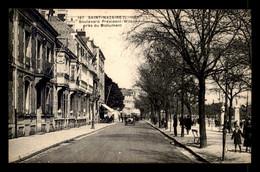 44 - SAINT-NAZAIRE - BOULEVARD DU PRESIDENT WILSON - Saint Nazaire