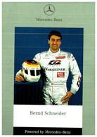 BERND SCHNEIDER Pilote LES 24 HEURES DU MANS - Le Mans