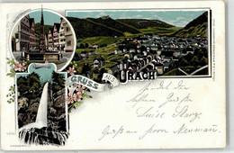 52541010 - Urach Bad Urach - Bad Urach