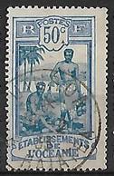 OCEANIE N°54  Belle Oblitération De Uturoa/ Ile De Ratatea - Used Stamps