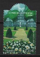 France  Timbre Neuf De 2007 N° 4048 Parc De La Tête D'or à Lyon Les Serres - Nuovi