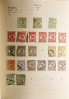 BRITISH COMMONWEALTH COLLECTION 1850's-1960's Mint & Used Stamps In Six Albums, Includes New Zealand 1857-63 6d & 1864-7 - Non Classificati