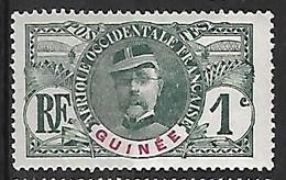 GUINEE N°33 N* - Nuovi
