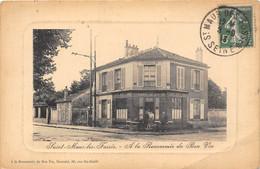 94-SAINT-MAUR- DES-FOSSES- A LA RENOMMEE DU BON VIN - Saint Maur Des Fosses
