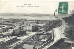 CPA Brest La Rade Et Le Goulet - Brest