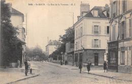 94-SAINT-MAUR-DES-FOSSES- LA RUE DE LA VARENNE - Saint Maur Des Fosses