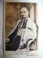 Carte Postale Son Excellence Monseigneur Beaussart - Evêque Titulaire D'Elatée - Auxiliaire Du Cardinal Verdier - Other