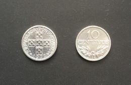 $E42-10 Centavos Aluminium Coin - Portugal - 1972 - Portugal