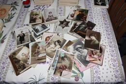 Lot 0 132 - CPA - Cartes Fantaisies  - Lot De 110 Cartes  - Très Bon état - 100 - 499 Postkaarten